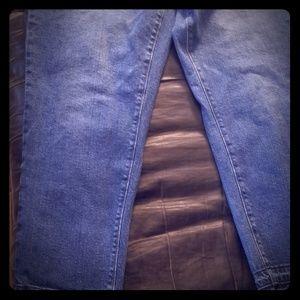 Gap Capri Jeans